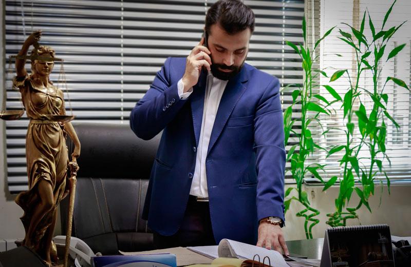 مشاوره حقوقی تلفنی به صورت رایگان